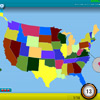 United States GeoQuest - Geography Game