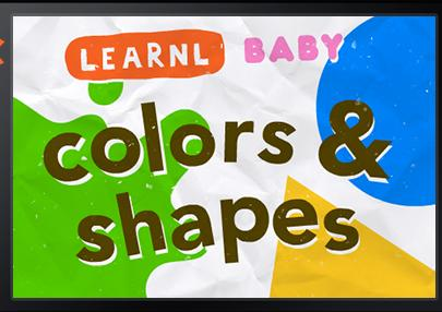 Leanrl Baby - Colors and Shapes